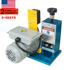 �Usa Stock 】 Powered Electric Wire Stripping Stripper Machine Motorized Copper