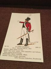 Card Rene North Set 56 3rd Swiss Regiment No 2