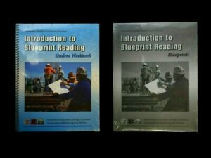 Introduction to Blueprint Reading Student Workbook & Blueprints Sealed Pack