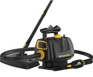 New open box McCulloch MC1270 Portable Power Steam Cleanerauto, home, etc