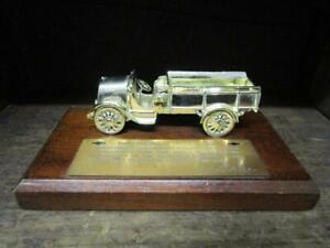 1961 Circa First CHEVROLET Truck 1918 This Reproduction Awarded in Chevrolet's G