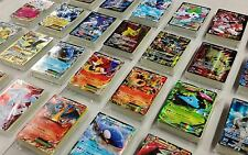 Pokemon TCG : 100 Assorted Cards Lot With No Duplicates and 1 Ultra Rare EX/GX