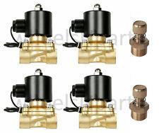 Air Bag Suspension Brass Valves 4 1/2