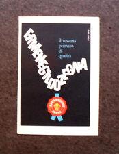 M496- Advertising Pubblicità -1960-  TESSUTO DI QUALITA' ERMENEGILDO ZEGNA