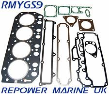 Joint Ensemble pour Yanmar Marine 4LH modèles, remplacement #: 719171-92602