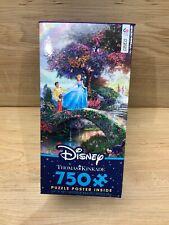 Thomas Kinkade Disney Cinderella 750 Piece Ceaco Jigsaw Puzzle 2903-2