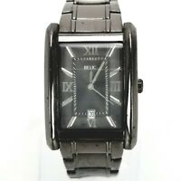 RELIC Men's Stainless Quartz Analog Gunmetal Watch 50 meters Resistant ZR77109
