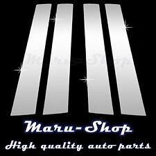 Chrome B-Pillar Post Decal Sticker Trim for 97~05 Chevrolet Spark/Matiz