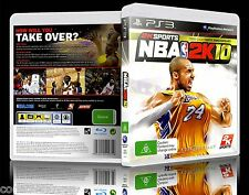 (PS3) NBA 2K10 / 2010 (G) (Sports: Basketball) Guaranteed, Tested, Australian