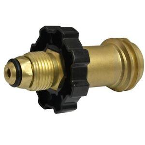 USA to UK Propane Gas BBQ Adapter Handwheel