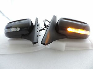 1999~00~01~02~03~04~05~06 Mazda 323 Protege Protege5 LED Manual Fold Side Mirror
