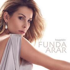 FUNDA ARAR - HOSGELDIN  - ALBEN CD 2015