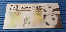 2012 Singapore First Day Cover China Giant Panda Commemorative Stamp Issue