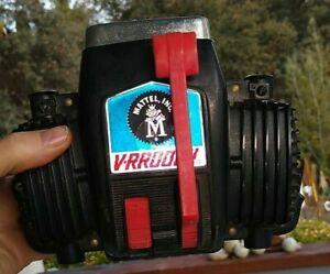 Vintage   MATTEL V-RROOM   Noise Maker bicycle    ENGINE  Works