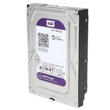 WD Purple 6TB Hard Drive Surveillance WD60PURZ SATA 6 Gbs 64MB Western Digital