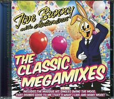 JIVE BUNNY AND THE MASTERMIXERS - THE CLASSIC MEGAMIXES CD