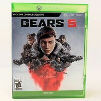 Gears 5  (Microsoft Xbox One, 2019) Tested