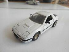 Tomica Dandy Mazda Savanna RX7 in White on 1:43