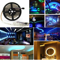 SUPERNIGHT® 5M 5050/3528 SMD LED Strip Fairy Light lamp Flexible Tape Multicolor