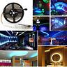 SUPERNIGHT® 5M 5050/3528 SMD LED Strip Fairy Light lamp Flexible Tape Multicolor