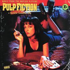 Pulp Fiction Soundtrack Vinyl LP New 2014