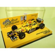 JORDAN MUGEN HONDA 198 TOWER WING 1998 R. SCHUMACHER MINICHAMPS 1:43