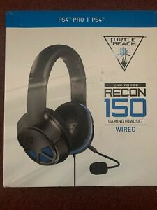 Turtle Beach Ear Force Recon 150 Wired Gaming Headset For PlayStation 4 Pro Xbox