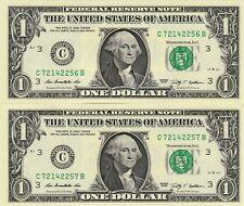 $1 2009 2 C/B BLOCK (fw) PHILADELPHIA  CON. CU