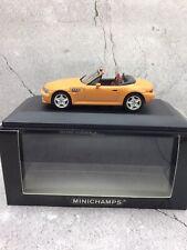 Minichamps 1/43 BMW Z3 M Roadster - Orange - MIB