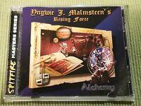 YNGWIE MALMSTEEN ALCHEMY RARE 11 TRACK CD FREE SHIPPING