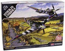 287367-academy Ac12512 - Modellino Aereo Spitfire Mk 14c und Typhoon MkIB in SCA