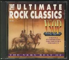 VSOP Ultimate Rock Classics CD ORCHESTRAL Queen Supertramp Falco Peter Gabriel