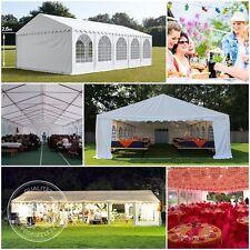 Festzelt 3x6-8x12m PVC Partyzelt Gartenzelt Vereinszelt mit 2,60 m Seitenhöhe