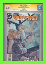Birds of Prey #60 CGC 9.8 SS Gail Simone Ed Benes 2019 MOVIE