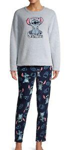 NWT Women's Disney Lilo Stitch Pajamas Shirt Pants M XL 8 10 16 18 3X 22W 24W
