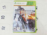 Battlefield 4 (Microsoft Xbox 360, 2013) Tested, Cleaned