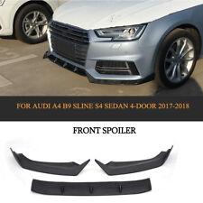 Auto tuning Cup Spoiler Lippe Frontspoiler für Audi A4 B9 SLINE S4 Limousine