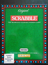 New! Scrabble for Archimedes / RISC PC