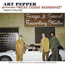 Art Pepper Presents West Coast Sessions Volume 2 -   CD  Nuovo Sigillato