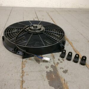 1951 Cadillac Series 62 14 Inch Super Duty Radiator Fan 12v cooling electric