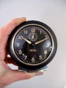 Vintage Westclox Baby Ben Style 6 Alarm Clock 1950s Running & Keeping Time Nice!