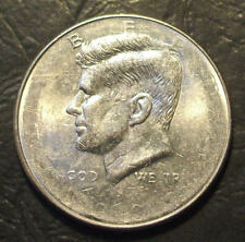2009-P Uncirculated KENNEDY Half Dollar - ERROR - Struck Through Grease