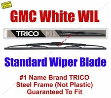 Wiper Blade (Qty 1) Standard - fits 1991-1992 White GMC WIL - 30200