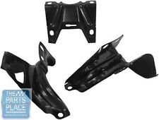 1969 Chevrolet Chevelle Rear Bumper Brackets Set