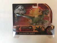 Jurassic World Dino Rivals Velociraptor charlie Action Figure Mattel Toy New