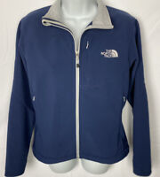 The North Face Women's Jacket Size Small Soft Shell Full Zip, Zipper Pockets
