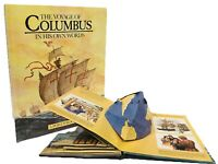 The Voyage of Columbus Pop Up Book First Edition