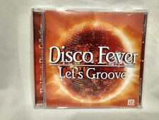 Rare Disco Fever Let's Groove The Ultimate Disco Collection Time Life     cd5129