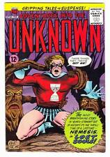 ADVENTURES INTO THE UNKNOWN #162 - 1966 Silver Age - Nemesis - Very Fine