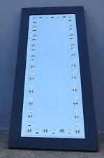 Miroir venise a bulles et aux etoiles  55 X 124